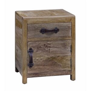 Bedside – 1 Drawer & 1 Door