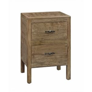 Bedside – 2 Drawers