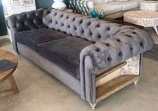 Decon Chesterfield – Grey