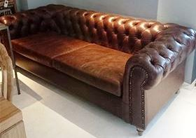 Chesterfield – Leather