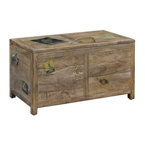 Trunk with Trap