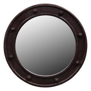 Porthole Industrial Mirror