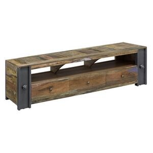 TV Unit – 3 Drawers