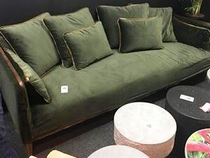 Up-Sofa – Olive Green
