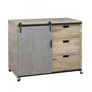 Sideboard – 1 Concrete Door & 3 Drawers