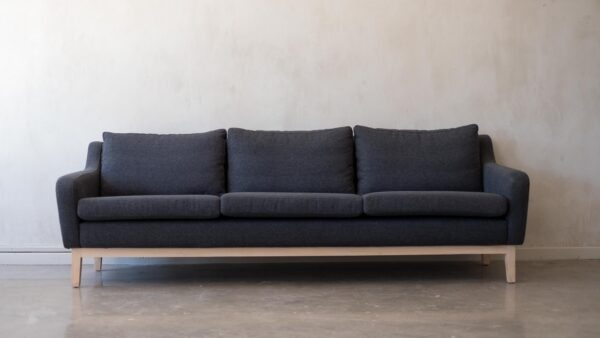 Classical Curved Arm Sofa