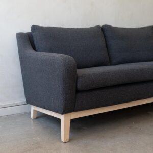 Classical Curved Arm Sofa
