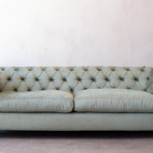Green Chesterfield