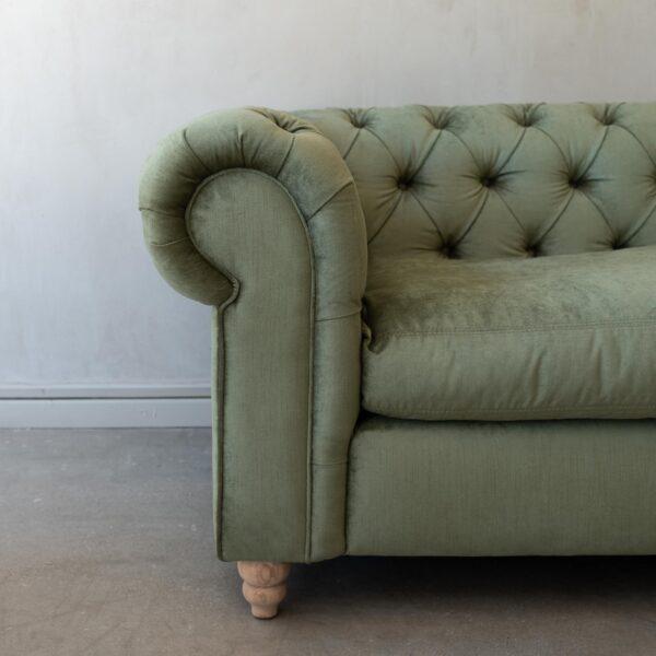 Green Chesterfield